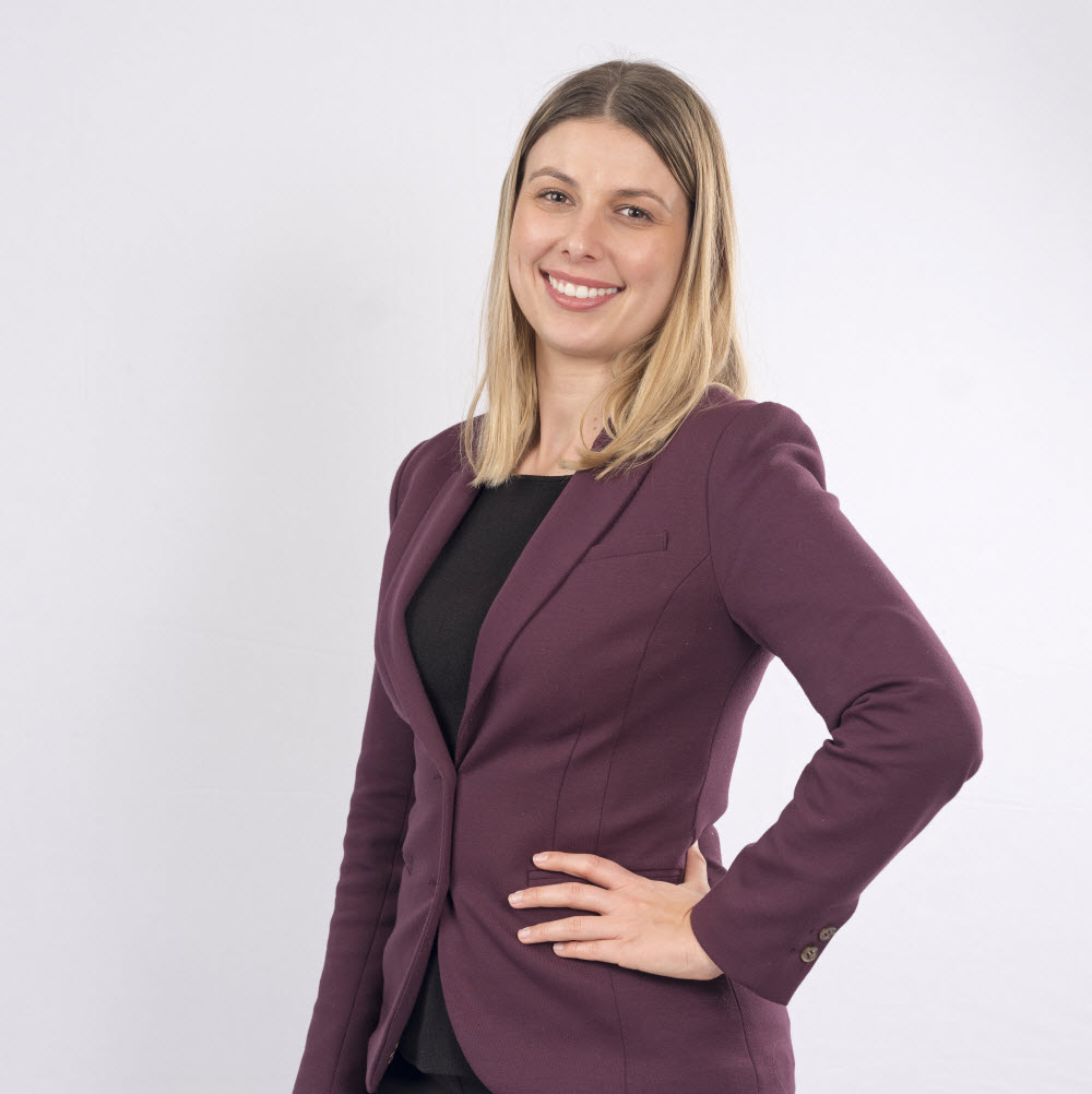 Bianca Schings-D'Agostino-HR Assistant